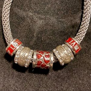 Brighton Custom Made Mother's Day Bracelet